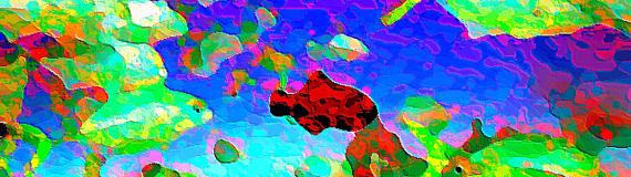 Efect artistic impasto CanvasART